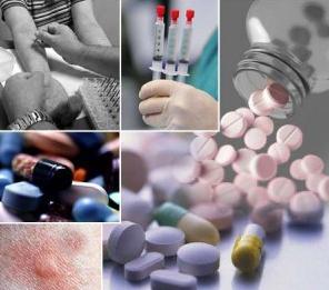Geneesmiddelen Allergie