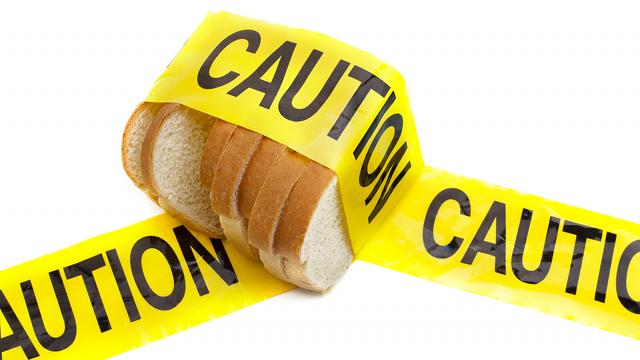 allergie gluten symptomen